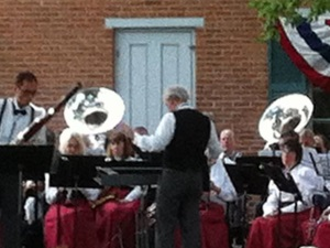 John Philip Sousa Memorial Band Concert